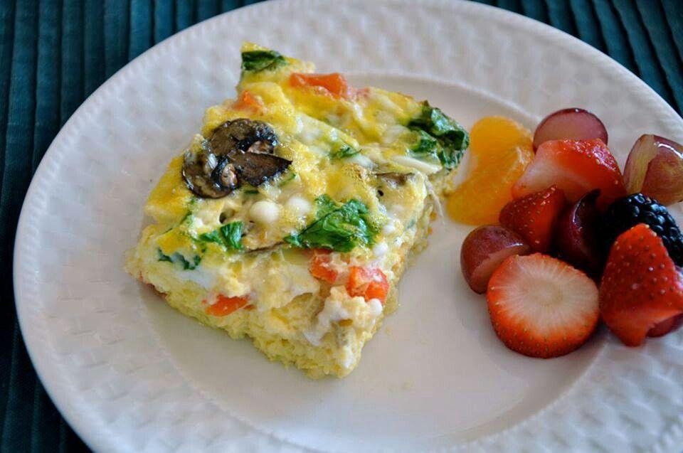 Healthy Egg White Breakfast  Egg white breakfast FOOD