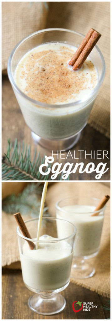 Healthy Eggnog Recipe  Healthy Eggnog Recipe