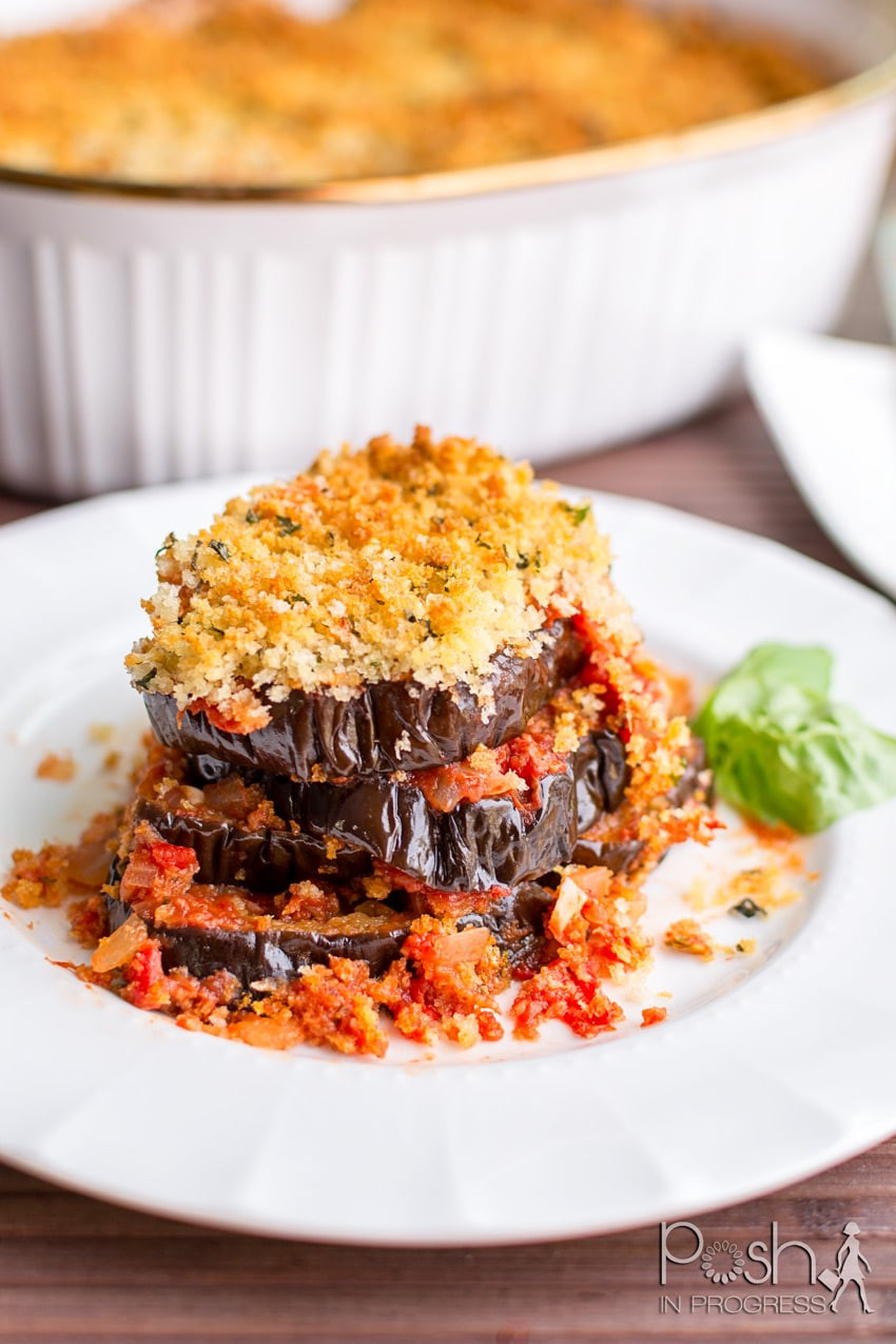 Healthy Eggplant Parmesan Recipe  How to Make This Healthy Eggplant Parmesan Recipe