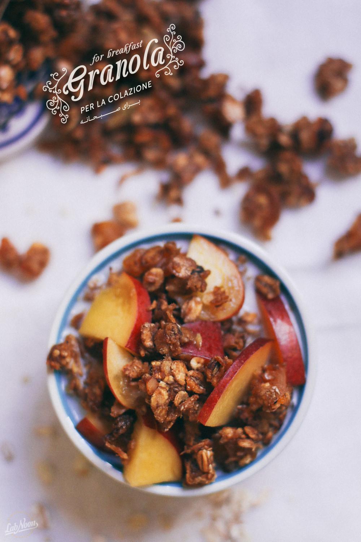 Healthy Energizing Breakfast  Healthy Granola for an Energizing Breakfast