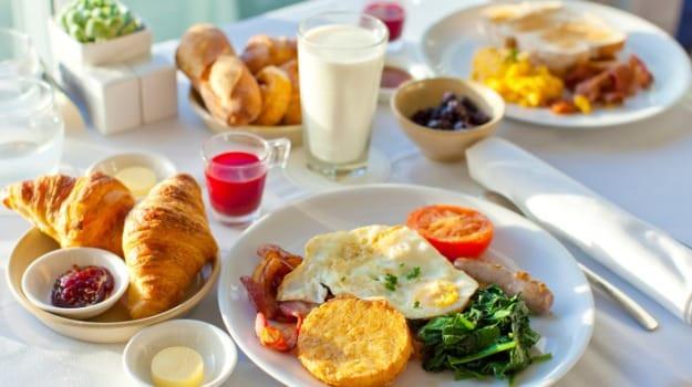 Healthy Energizing Breakfast  High Energy Breakfast Modest Dinner Good for Diabetics