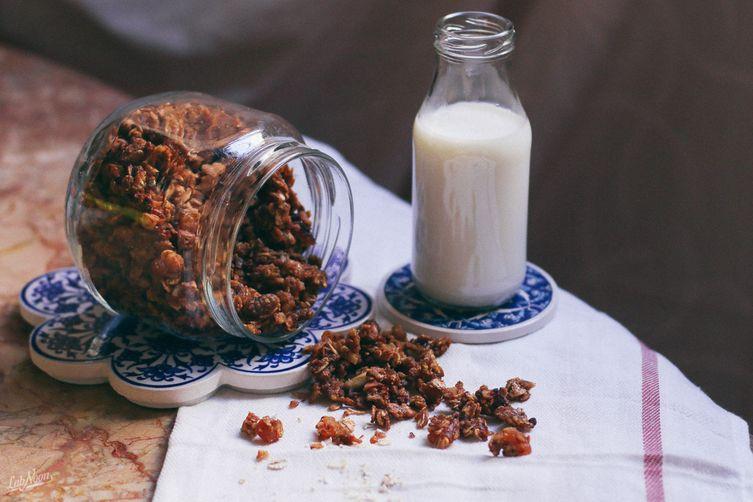 Healthy Energizing Breakfast  Healthy Granola for an Energizing Breakfast Recipe on Food52
