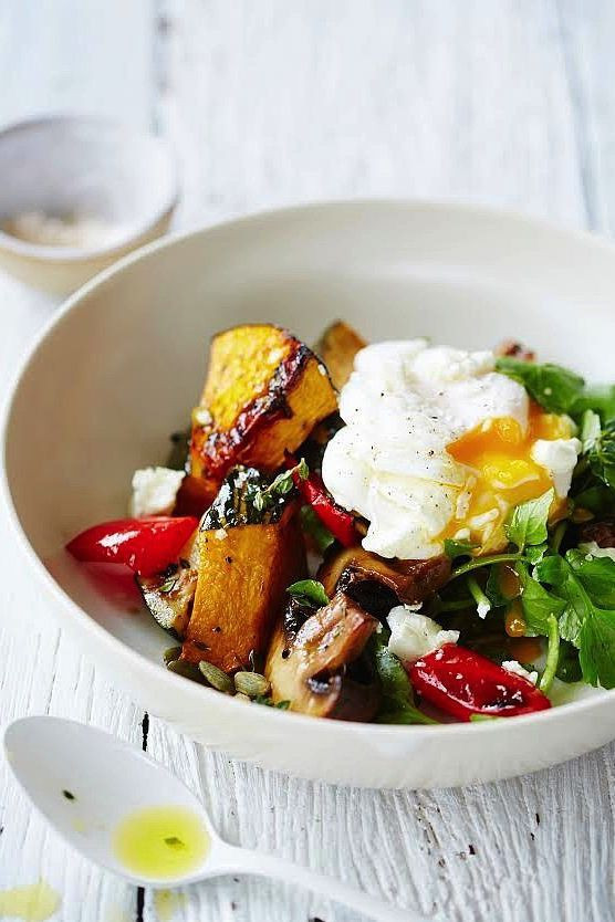 Healthy Energizing Breakfast  Salad For Breakfast This Energizing Meal Will Blow You