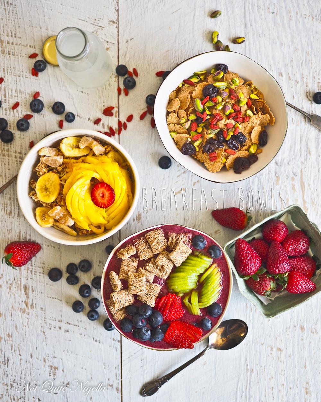 Healthy Energizing Breakfast  Healthy Breakfast Recipes Bliss Balls Not Quite Nigella