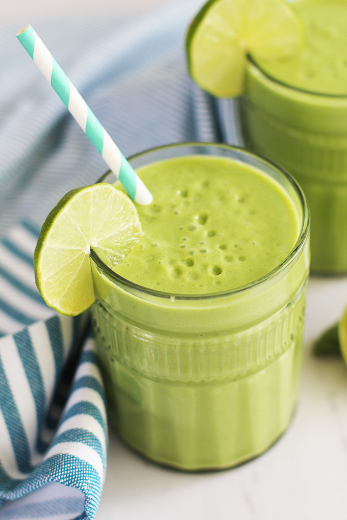 Healthy Energy Smoothies  25 Delicious Green Smoothie Recipes to Boost Your Energy