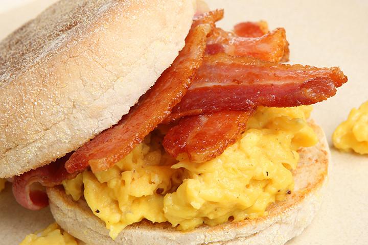 Healthy English Muffin Breakfast Sandwich  The Top 10 Breakfast Sandwiches