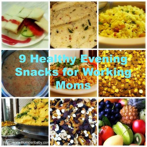 Healthy Evening Snacks  9 Healthy Evening Snacks for Working Moms