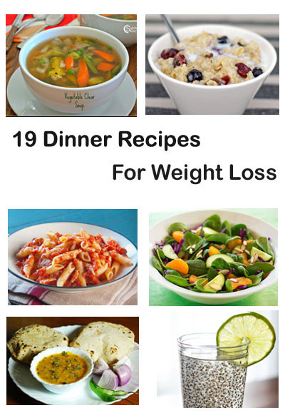 Healthy Evening Snacks For Weight Loss  Indian Dinner Recipes For Weight Loss – Best Healthy Night