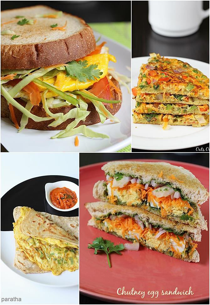 Healthy Evening Snacks Indian  18 Easy Egg Recipes for Breakfast Evening snack or Dinner