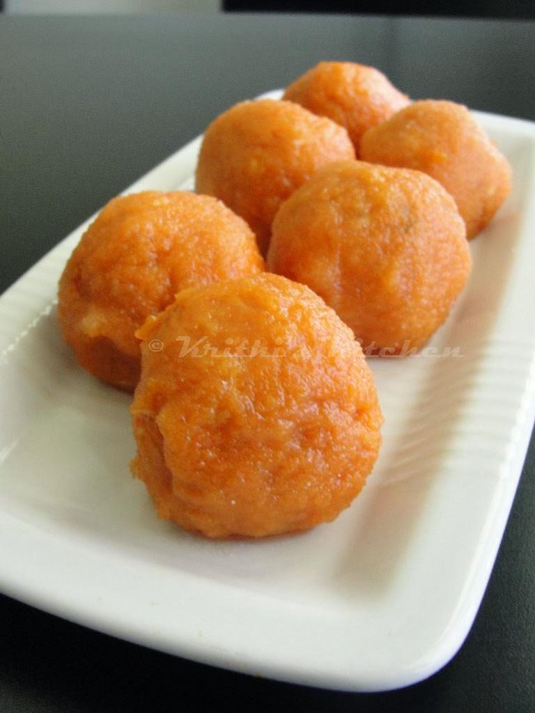 Healthy Evening Snacks  Krithi s Kitchen Sweet Potato Balls