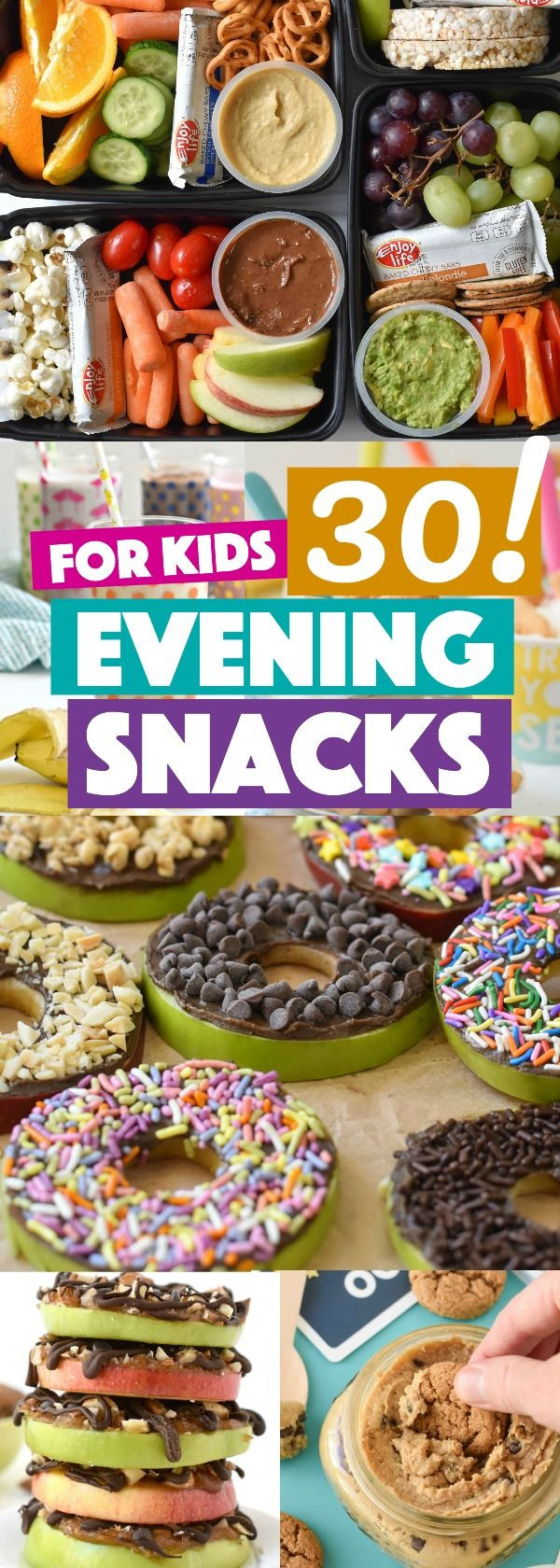 Healthy Evening Snacks  Best 25 Evening snacks ideas on Pinterest