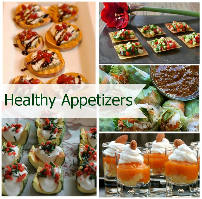 Healthy Fall Appetizers  Healthy Appetizers