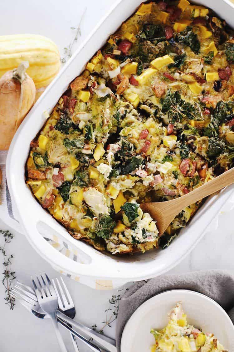 Healthy Fall Breakfast Recipes  21 Healthy Make Ahead Breakfast Recipes