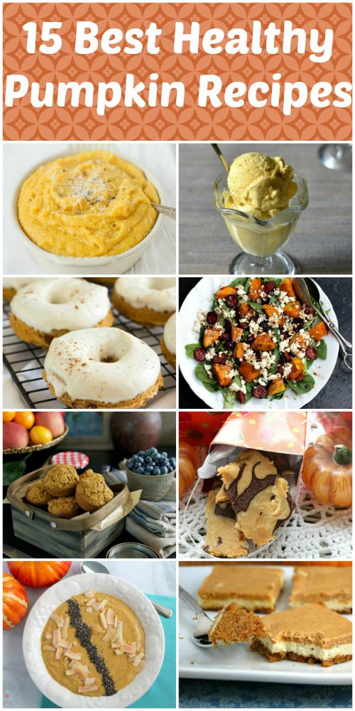 Healthy Fall Breakfast Recipes  15 Healthy Pumpkin Recipes