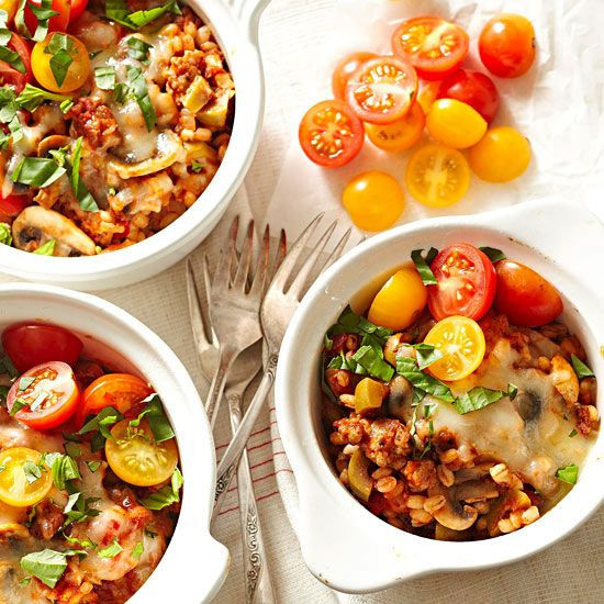 Healthy Fall Casseroles  211 best images about MyPlate Healthy Casseroles on