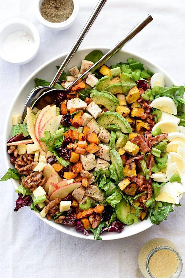 Healthy Fall Salads  15 Healthy Fall Salads Eating Bird Food