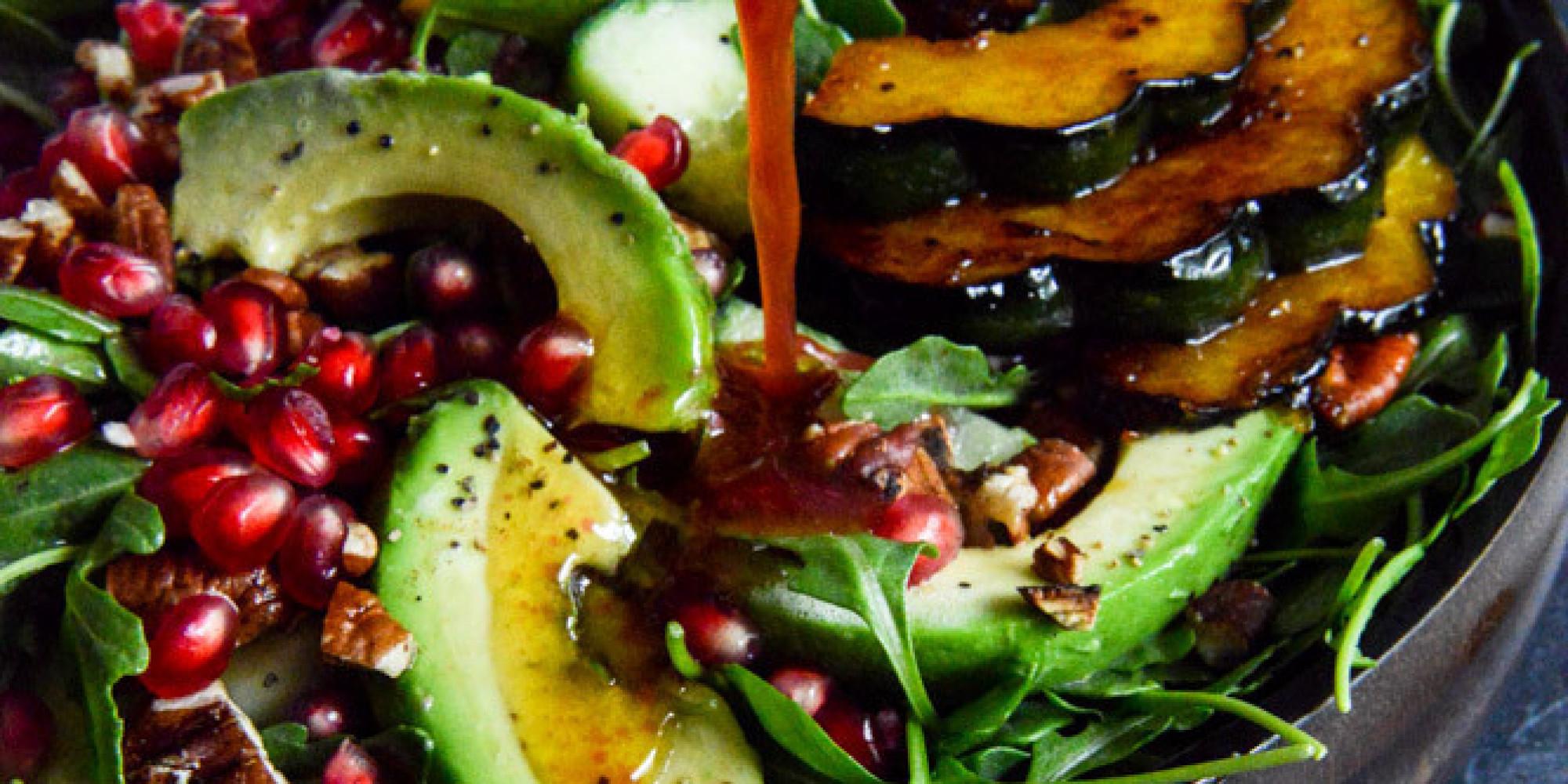 Healthy Fall Salads  Fall Salad Recipes To Stay Healthy This Season PHOTOS