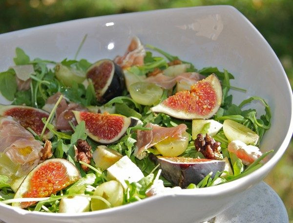 Healthy Fall Salads  Fresh Figs Salad Recipe – Healthy Fall Salad Recipe