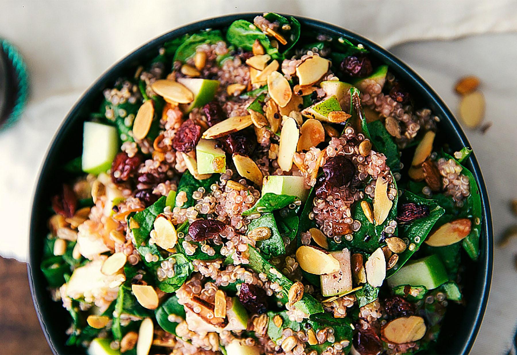 Healthy Fall Salads  SALAD 3 WAYS TO START AND KEEP EATING SALAD NTOI
