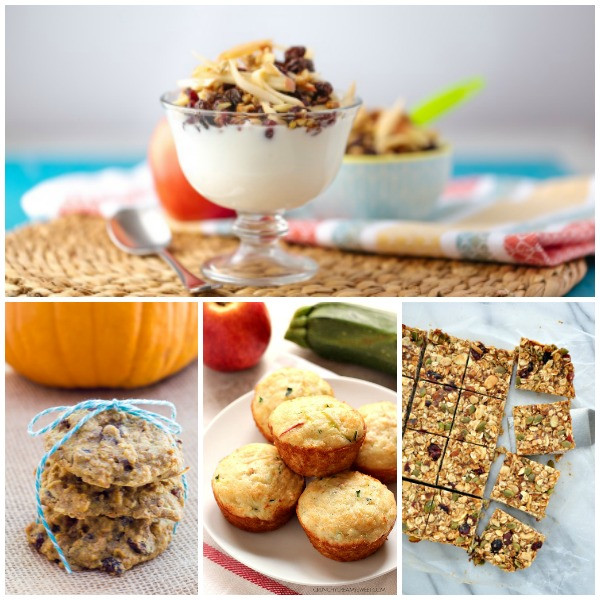 Healthy Fall Snacks  20 Healthy Fall Snacks for Kids Fantastic Fun & Learning