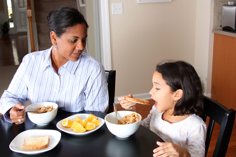 Healthy Family Breakfast  Healthy Eating Eating Healthy For Breakfast