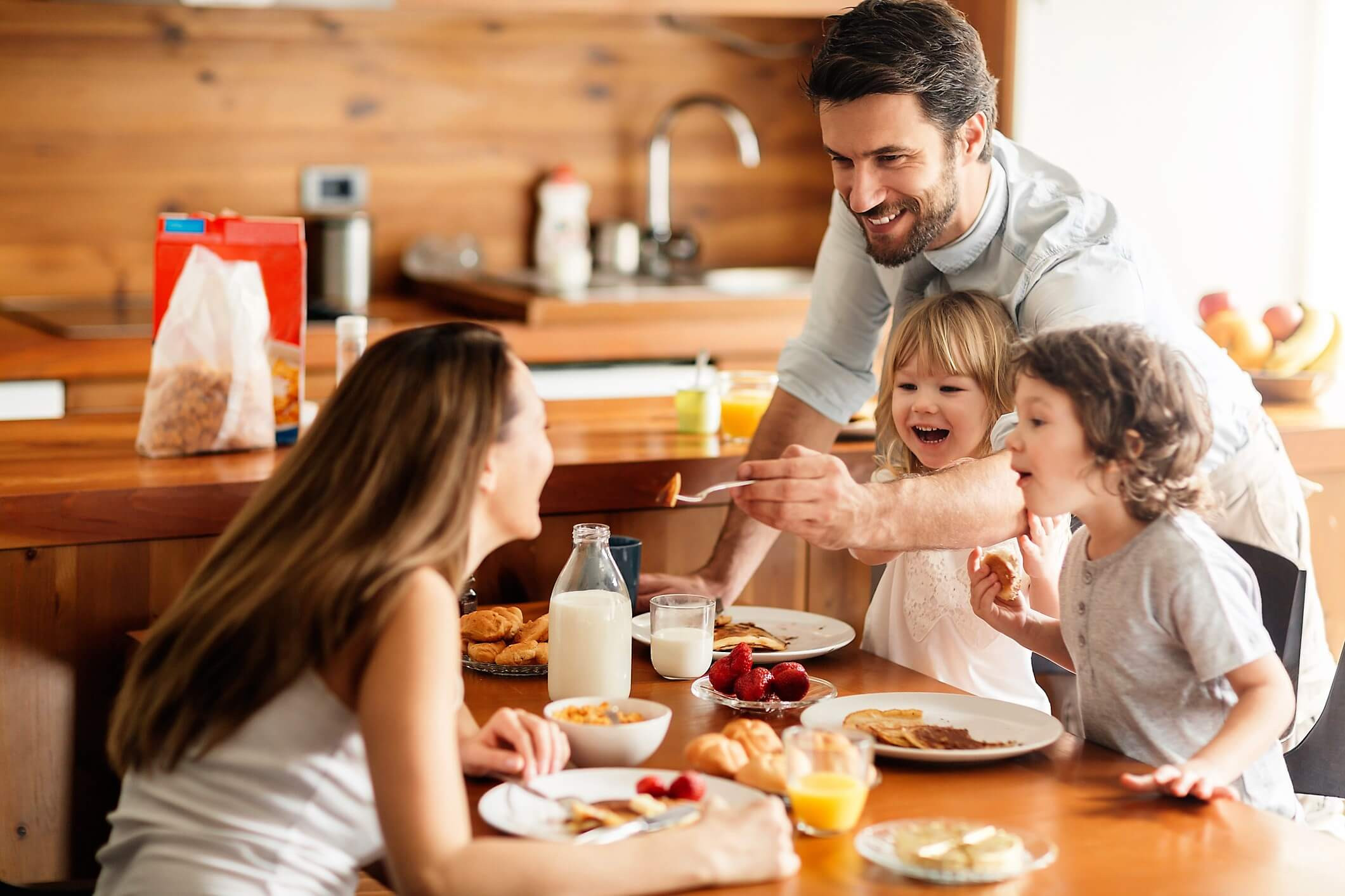 Healthy Family Breakfast  Nutrition and Healthy Eating – What You NEED to Know