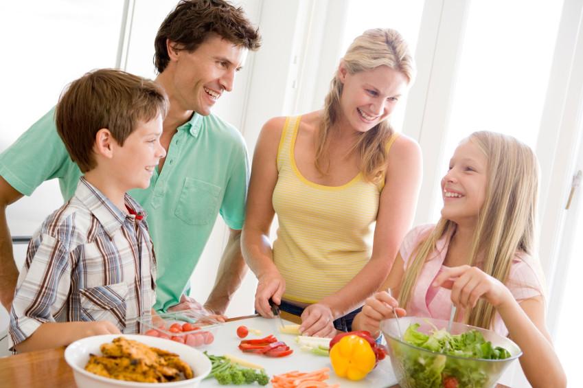 Healthy Family Breakfast  How I Got My Family To Eat Healthy
