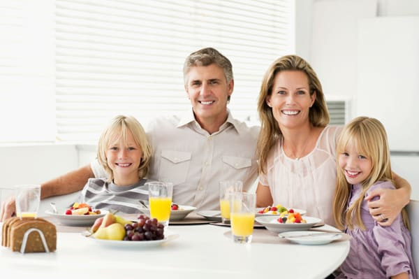 """Healthy Family Breakfast  Drunk Wife Downs Wine Makes """"Grilled Cheeses"""" with"""