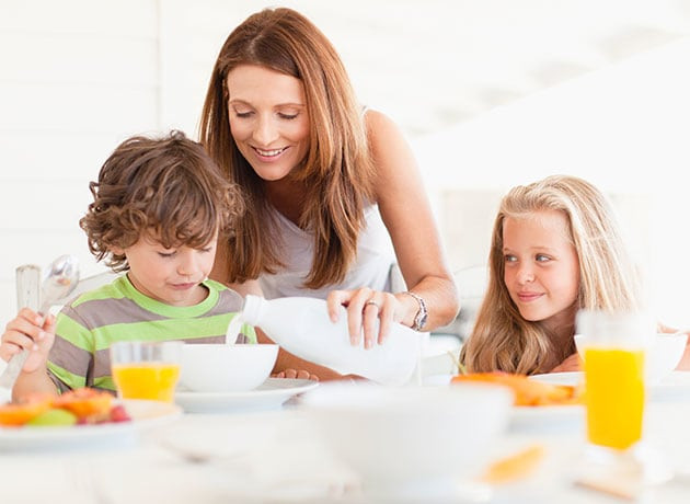 Healthy Family Breakfast  Why Is Breakfast Important The Value of a Healthy