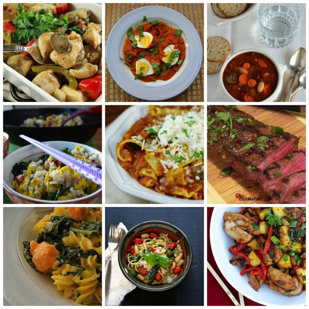Healthy Family Dinners  50 Easy Healthy Family Meals
