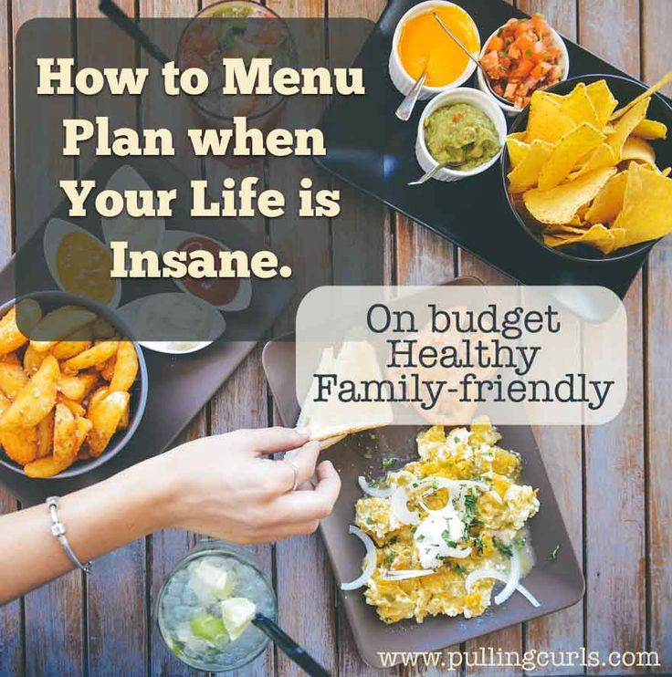 Healthy Family Dinners On A Budget  Healthy family meals Bud and Family meals on Pinterest