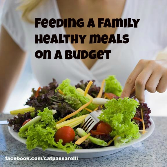 Healthy Family Dinners On A Budget  How To Feed A Family Healthy Meals A Bud Caterina