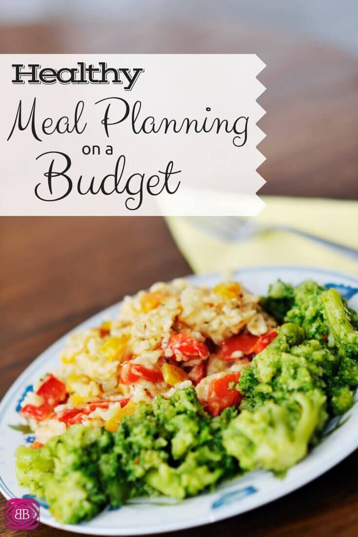 Healthy Family Dinners On A Budget  Healthy Meal Planning on a Bud Catherine Alford