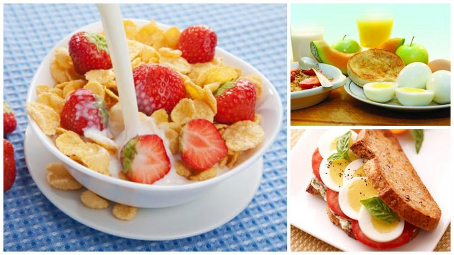 Healthy Fast Breakfast Ideas  Easy Fast Healthy Breakfast Ideas