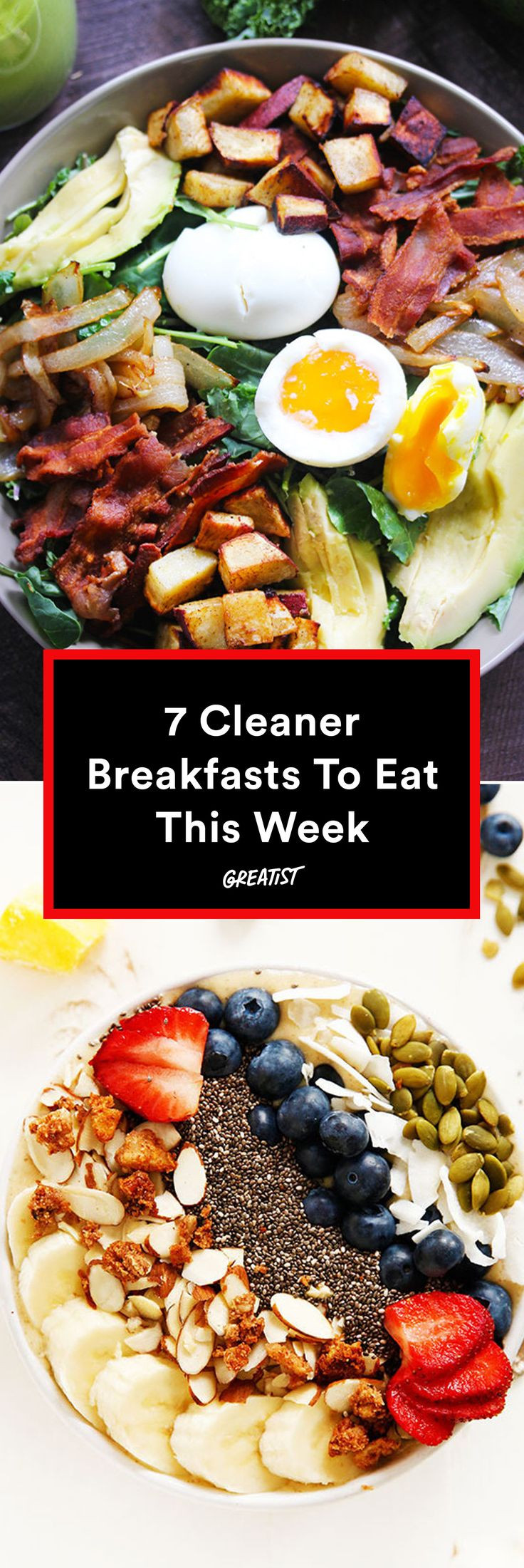 Healthy Fast Food Breakfast  15 best ideas about Healthy Breakfasts on Pinterest