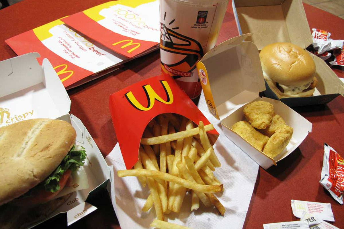 Healthy Fast Food Breakfast Mcdonalds  McDonald s Destroyed the Gut Bacteria of a College Kid in