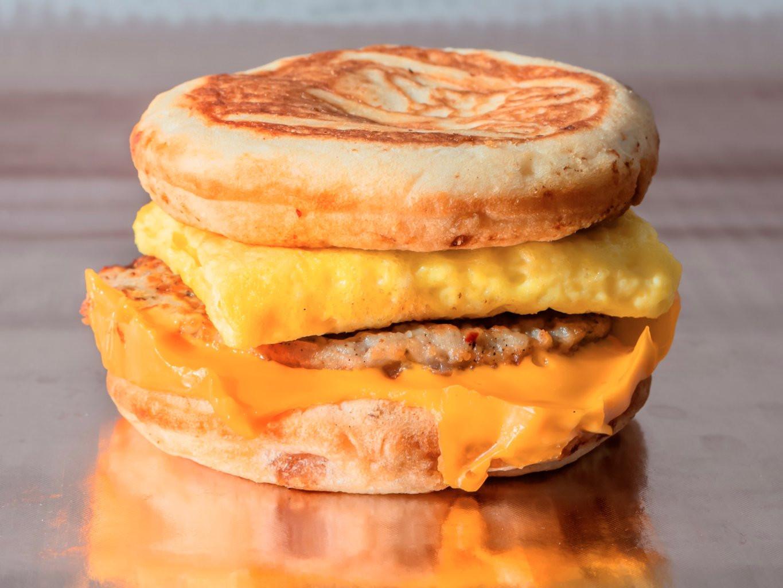 Healthy Fast Food Breakfast Mcdonalds  Healthy breakfasts at McDonald s Panera Starbucks