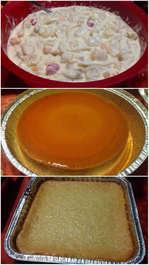 Healthy Fast Food Desserts  Filipino desserts Food Pinterest