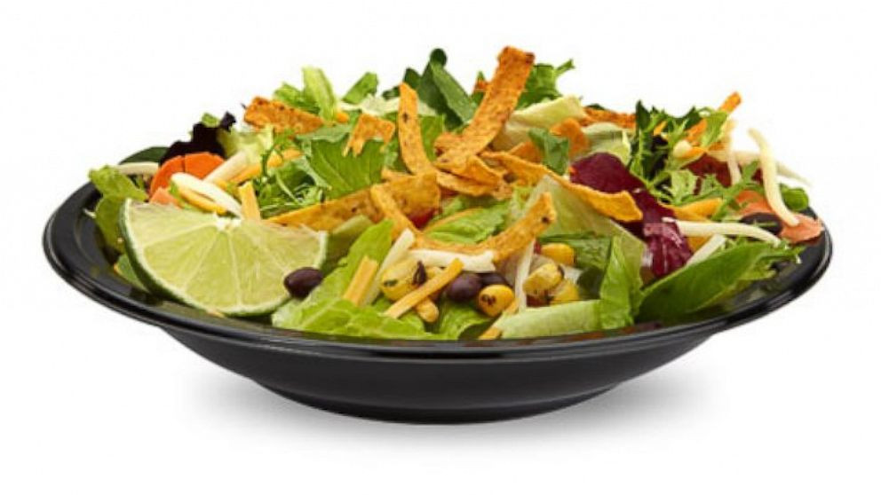 Healthy Fast Food Salads  10 Seriously Healthy Fast Food Meals ABC News