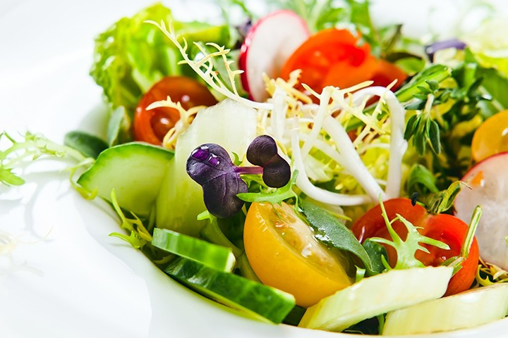 Healthy Fast Food Salads  Healthy Fast Food Salad Guidelines