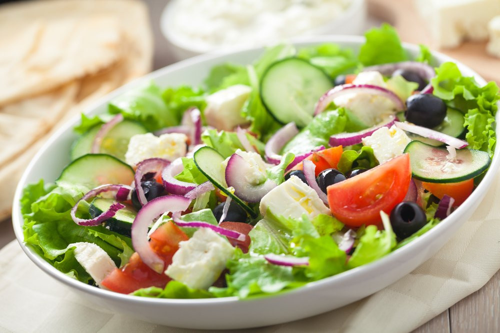 Healthy Fast Food Salads  5 Healthier Options From Fast Food Restaurants The