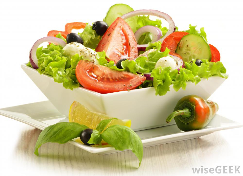 Healthy Fast Food Salads  What are Some Healthy Fast Food Options with pictures