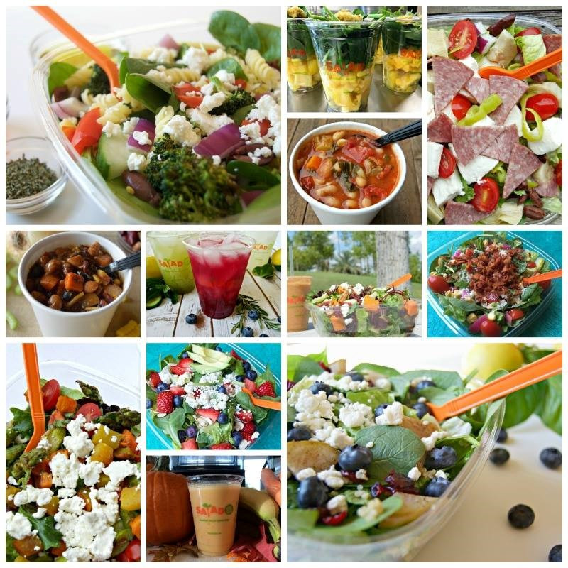Healthy Fast Food Salads  9 up and ing healthy fast food chains that should scare
