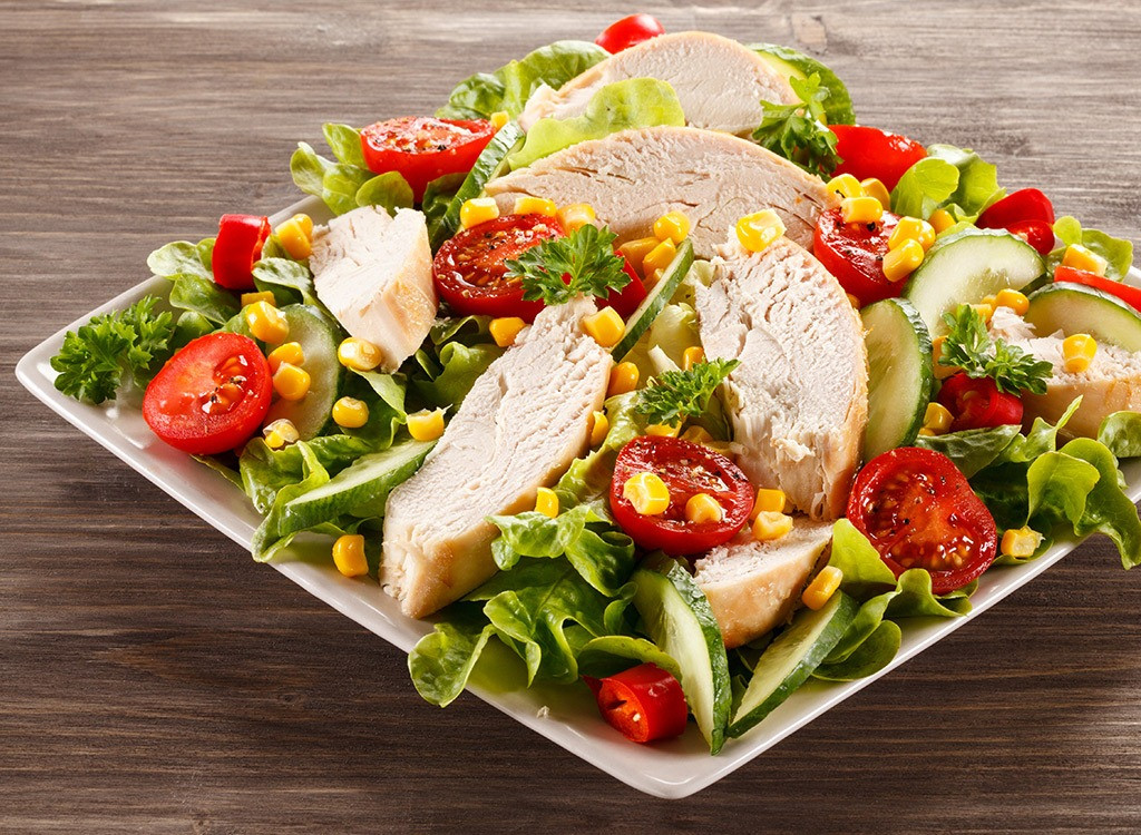 Healthy Fast Food Salads  Lose Weight Fast With These Fast Food Salads