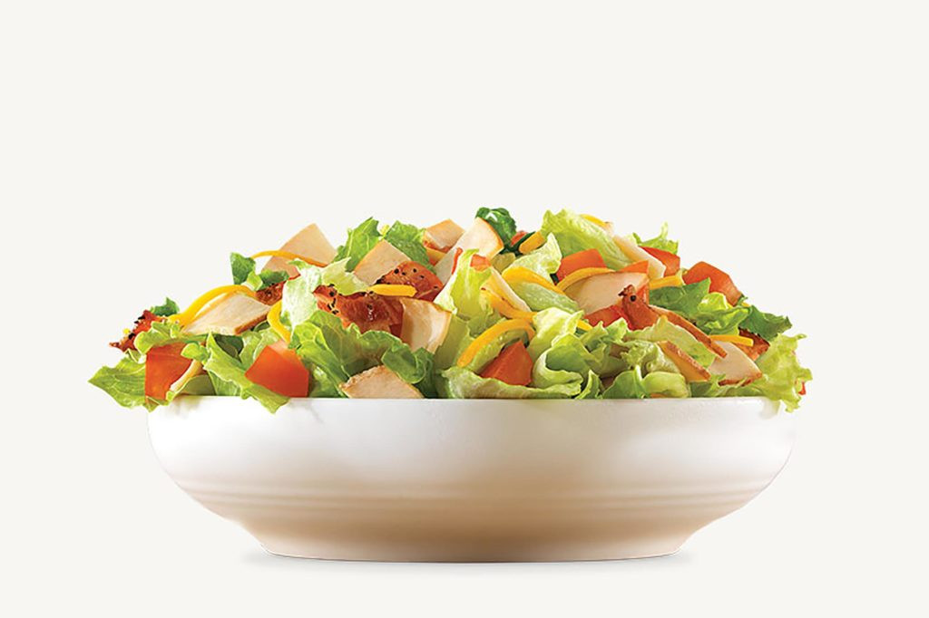 Healthy Fast Food Salads  Healthy Fast Food Options at 10 Popular Fast Food