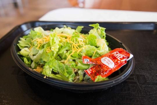 Healthy Fast Food Salads  Ranking the Best Healthy Fast Food Salads