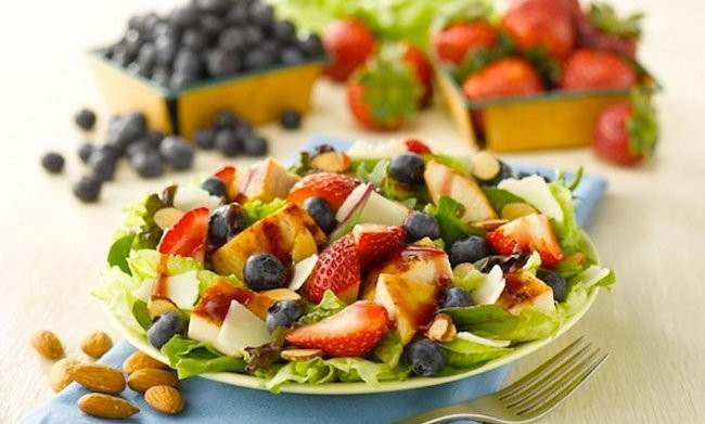 Healthy Fast Food Snacks  Restaurant Meal Prices
