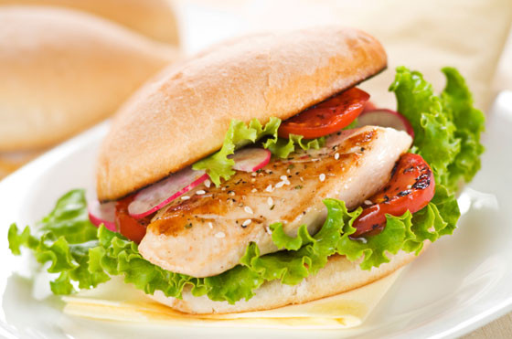 Healthy Fast Food Snacks  Top 8 Healthiest Fast Foods – Who Knew Fast Food Menu