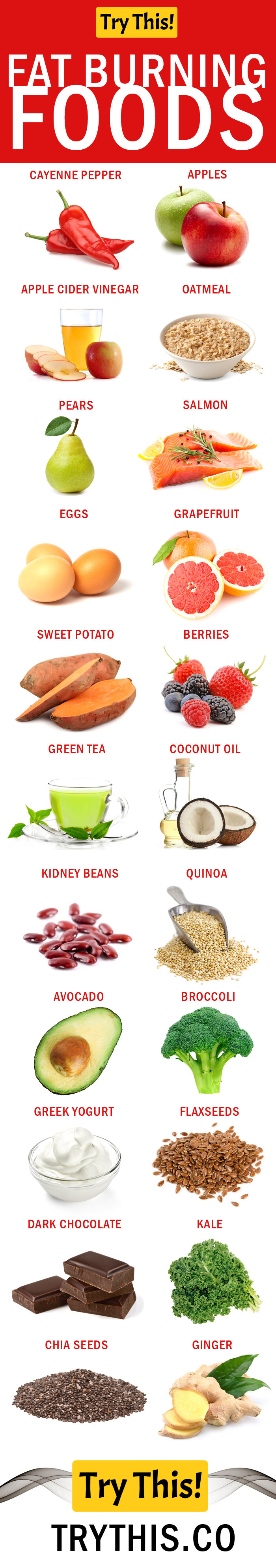 Healthy Fat Burning Snacks  Fat Burning Foods – Best Foods To Eat For Weight Loss
