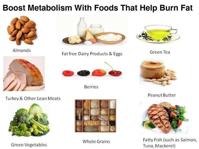 Healthy Fat Burning Snacks  Foods Which Increases Metabolism Health and Beauty Blog 2018